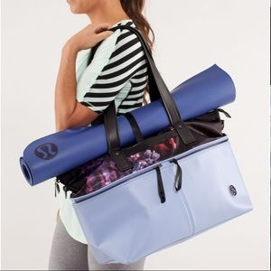 Lululemon Take Me With You Tote Spring Has Sprung